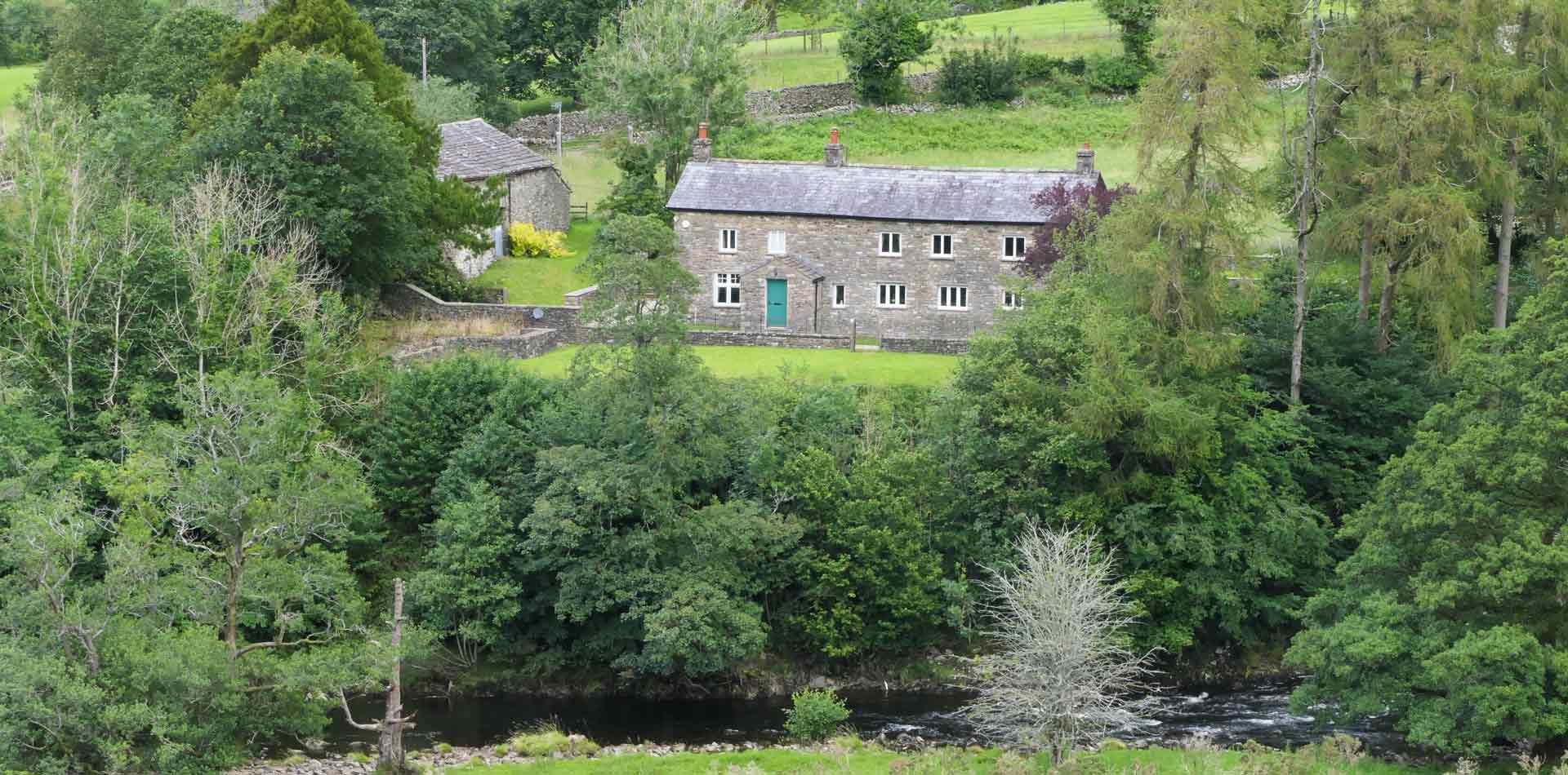 Along with the 12 acres of lush pasture land on the grounds, there are many, many walks and superb cycle routes. It's just 10 miles to the Lake District, and the Yorkshire Dales are literally on your doorstep, for even more choices.